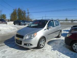 "2010 Chevrolet Aveo ""LT""-ONLY 56,000 KM-EXTRA CLEAN-RARE FIND!"