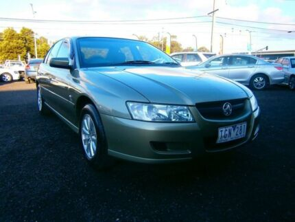 2004 Holden Commodore VZ Acclaim Gold 4 Speed Automatic Sedan Moorabbin Kingston Area Preview
