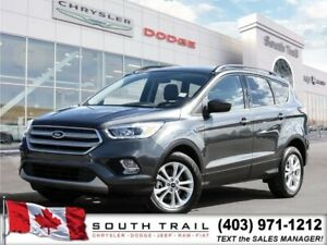 2018 Ford Escape SEL $175 Biweekly call/text Alastair 4036691996