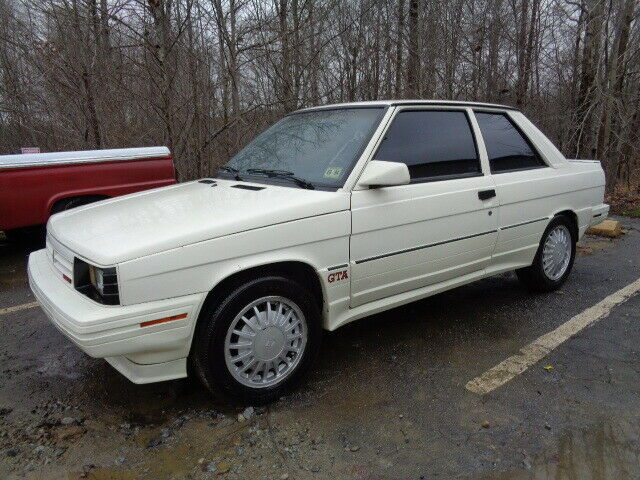 1987 Renault GTA  1987 Renault Alliance GTA VERY RARE,Limited Production/BARN FIND/SOUTHERN CAR!!!
