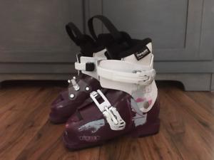 Bottes pour ski