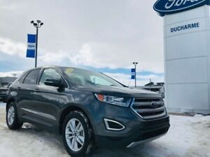 2016 Ford Edge SEL, Leather, NAV, $210 Bi-Weekly! R/Start, H/Sea