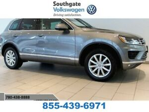 2015 Volkswagen Touareg SPORTLINE | LEATHERETTE | PANORAMIC SUNR