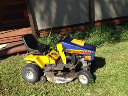 Greenfield Ride-on Mower Gympie Gympie Area Preview