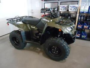 KINGQUAD 400ASI West Island Greater Montréal image 1