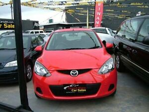 2008 Mazda 2 DE Neo 4 Speed Automatic Hatchback Coburg North Moreland Area Preview