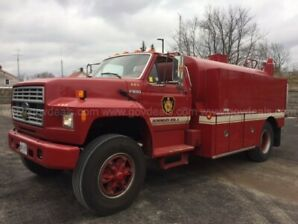 1989 Ford F-800 tanker Other