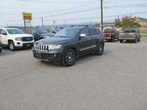 2013 Jeep Grand Cherokee Overland 4dr 4x4