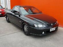 2004 Holden Ute VY II SS Black 6 Speed Manual Utility Broadview Port Adelaide Area Preview