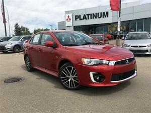 2017 Mitsubishi Lancer GTS All Wheel Drive + Premium Pkg