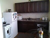 Furnished All inclusive apartment Germain uptown