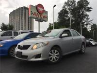 2009 Toyota Corolla CE ~ Only 110KM ~ Clean Carproof ~ CERTIFIED Kitchener / Waterloo Kitchener Area Preview