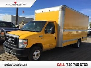 2011 Ford  16 Ft Cube Van!! Low Mileage!! SPECIAL