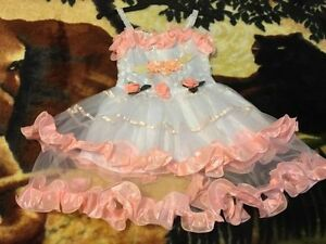 Special occasions dress size 4T