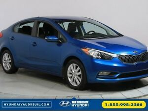 2014 Kia Forte LX+ AUTO A/C HEATED-SEATS BLUETOOTH USB/MP3