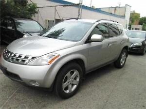 2005 Nissan Murano Accident Free/Cruise Control/Extremely Clean.