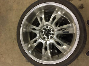 "20"" Verde Icon Rims - 5x115 - $150 For All"