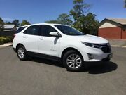 2017 Holden Equinox EQ MY18 LS+ FWD White 6 Speed Sports Automatic Wagon Adelaide CBD Adelaide City Preview