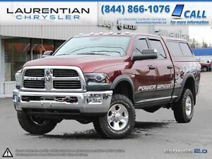 2016 Ram 2500 Power Wagon- Canada's most capable off-road full-s