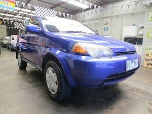 1999 Honda HR-V (4x4) (4x4) Continuous Variable Wagon Mordialloc Kingston Area Preview