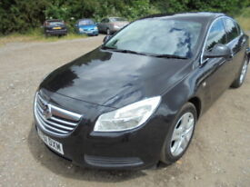 Vauxhall Insignia EXCLUSIV CDTI. FULL SERVICE HISTORY. (black) 2011