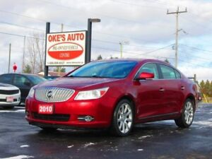 2010 Buick Allure CXS V6
