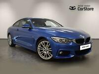 2014 BMW 4 SERIES DIESEL COUPE