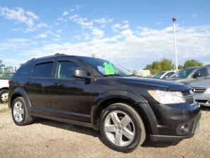 2012 DODGE JOURNEY CREW SPORT PKG-BACK UP CAMERA-ONE OWNER-166K