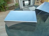 Curved Glass Cooker Hood 90cm