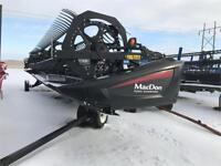 Macdon FD75-35ft NEW Combine Header - Case IH/New Holland Brandon Brandon Area Preview