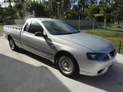 2007 Ford Falcon BF MkII XL (LPG) Silver 4 Speed Auto Seq Sportshift Utility Oxley Brisbane South West Preview
