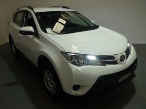 2015 Toyota RAV4 ALA49R MY14 Upgrade GX (4x4) White 6 Speed Automatic Wagon Kooringal Wagga Wagga City Preview