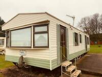 cheap static 3 Bedroom caravan on Wigbay Holiday Park