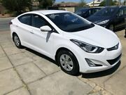 2013 Hyundai Elantra MD3 Active 6 Speed Sports Automatic Sedan Park Holme Marion Area Preview