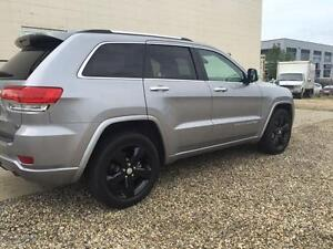 2014 Jeep Grand Cherokee 4x4 Overland w/Every Option $294 B/W Regina Regina Area image 5