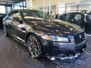 2012 Jaguar XF XFR, HEATED SEATS, SUNROOF, NAVI, REAR VIEW CAMER