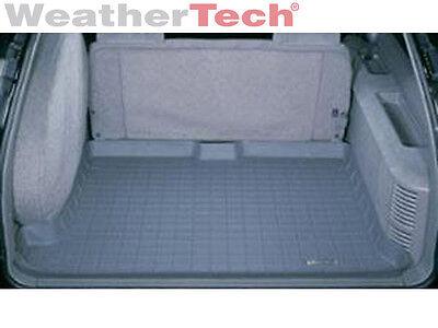 WeatherTech Trunk Cargo Liner for Chevy/GMC Suburban - Small - 1992-1999 - - Gmc Suburban Cargo