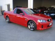 2007 Holden Commodore VE SS Red 6 Speed Manual Utility Brompton Charles Sturt Area Preview
