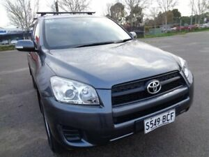 2009 Toyota RAV4 Grey Automatic Wagon Mile End South West Torrens Area Preview