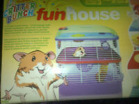 Great Critter Cage for Gerbils or Mice - NEVER USED Still in Box