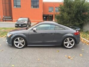 Audi TTS competition - 1 of 500 made worldwide