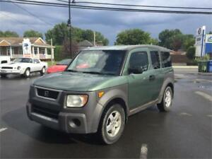 2003 Honda Element Y-Package 4X4 AUT 1999$ 514-692-0093