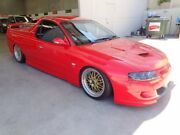 2001 Holden Special Vehicles Maloo VU R8 Red 6 Speed Manual Utility Wangara Wanneroo Area Preview