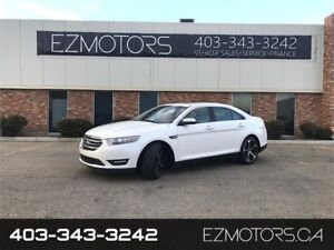 2014 FORD TAURUS SEL|AWD|LEATHER|SUNROOF