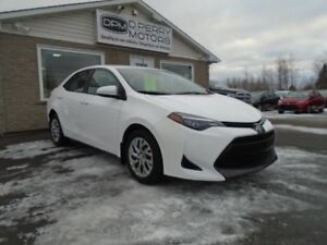 2017 Toyota Corolla LE | Auto | Safety Sense | Heated seats