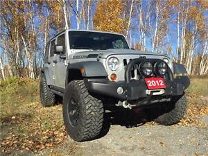 2012 Jeep Wrangler Unlimited Rubicon !! REDUCED PRICE !!