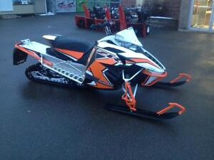 Reduced to Clear! 2016 Arctic Cat Snowmobiles