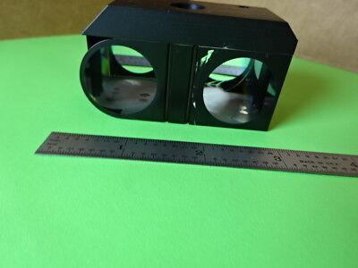 Microscope Part Reichert Leica Polylite Prism Optical Head Optics As Is L5-b-04