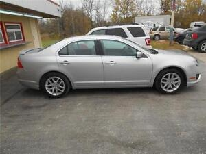 2010 Ford Fusion SEL AWD Sunroof & Leather
