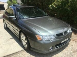 2004 Holden Commodore VY II Silver Anniversary Grey 4 Speed Automatic Sedan Macquarie Hills Lake Macquarie Area Preview